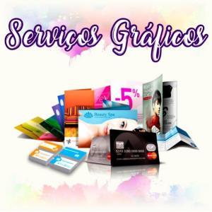 Serviços graficos