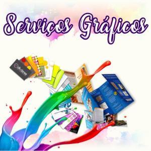 Serviços gráficos em geral